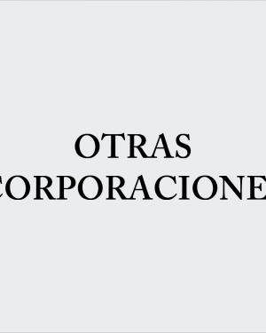 OTRAS CORPORACIONES